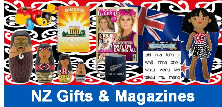 NZ Gifts and Magazines