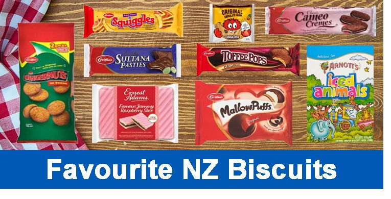 Kiwi Corner Dairy - New Zealand foods shipped worldwide  | Kiwi