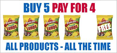Buy 5 Kiwi products and Pay for 4